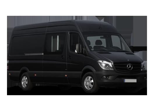 Custom Mercedes Sprinter 16 Passenger